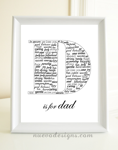 Style: D is for Dad